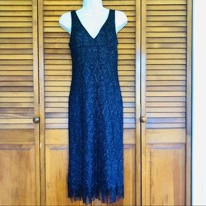 Necessary Objects Vintage Flapper Dress